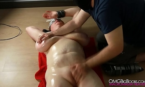 Busty serf fur pie fingered by her slavemaster