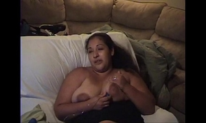 Busty lalin girl milf plays with large whoppers and egg vibrator.mov