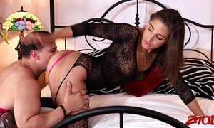 Abella danger large butt doggy position drilled