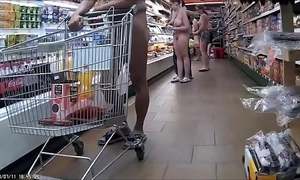 Naked shopping