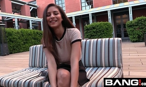 Bang real teen: nina is your flawless sinless college white bitch