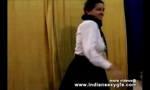 Horny hawt indian pornstar hottie as school white wife squeezing large milk cans and masturbating part1 - indiansex