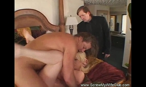 Hotwife swinger talks a precious game