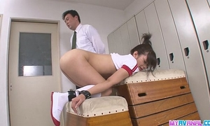 One naughty condition for aika to stay in the team