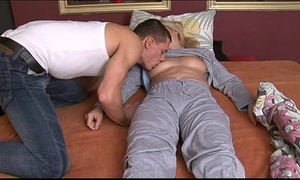 Guy breeding sleeping slutty wife