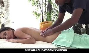 Shewillcheat - tia cyrus ride dark pecker during the time that spouse is at work