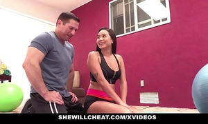 Shewillcheat- cheating gf karlee grey bonks personal tutor